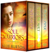 Soul Warriors Three Book Set