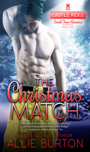 The Christmas Match -- Allie Burton