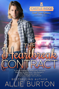 The Heartbreak Contract -- Allie Burton
