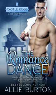 The Romance Dance -- Allie Burton