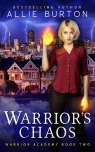 Warrior's Chaos -- Allie Burton
