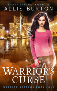Warrior's Curse Allie Burton